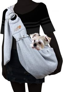 Alfie Pet Petoga Couture – Chico Reversible Pet Sling Carrier