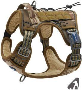 5 Auroth Tactical Dog Harness