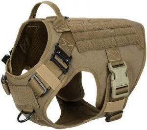 9 ICEFANG Tactical Dog Harness